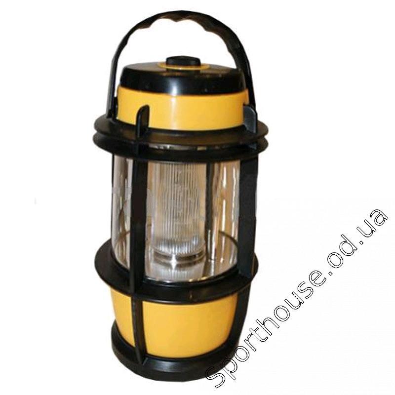 Кемпинговый светодиодный фонарь своими руками